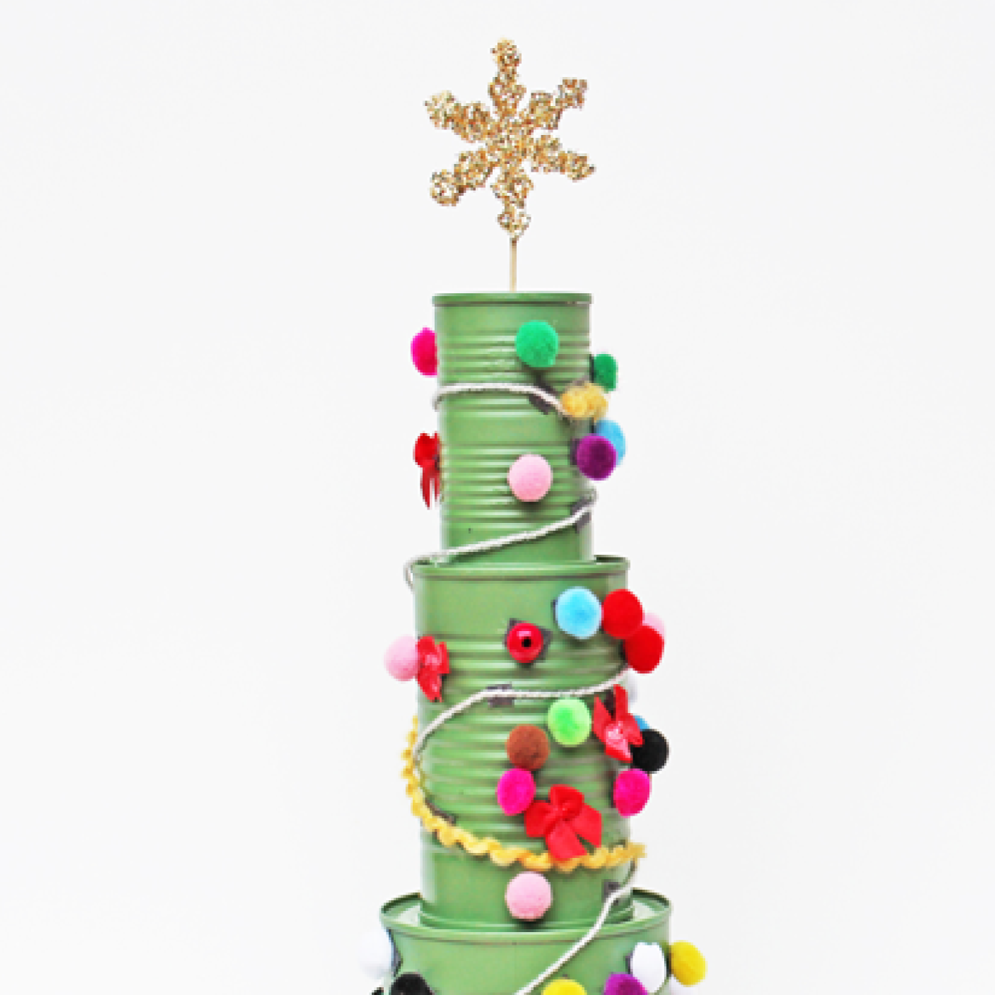 eco christmass tree