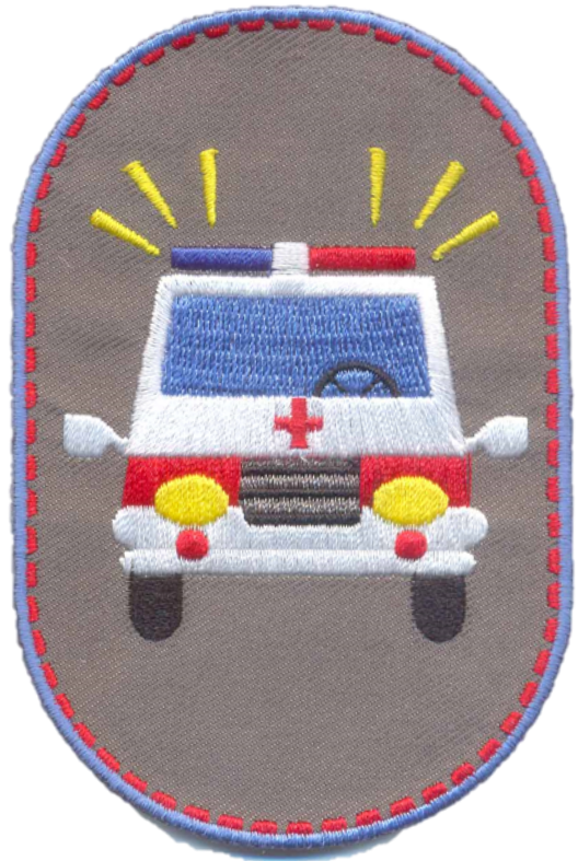 knielap ambulance