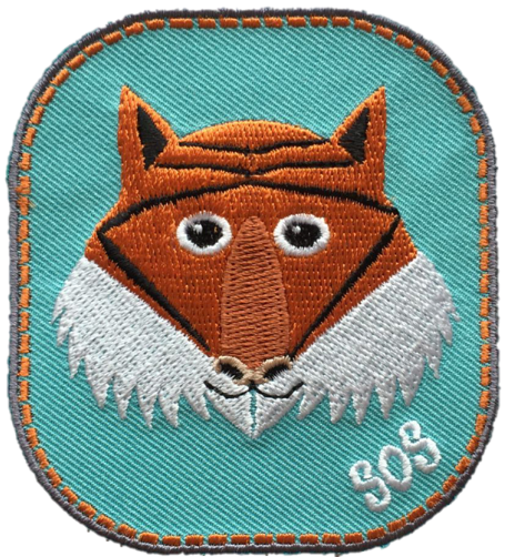 patch tijger