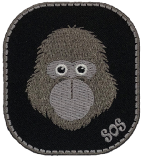 gorilla patch