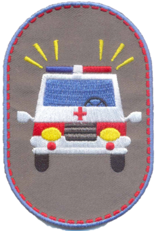 Creapatch Ambulance