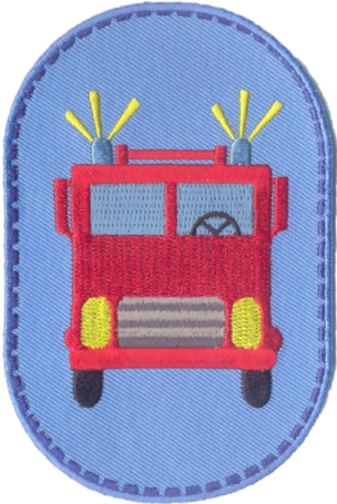 Creapatch Fire Truck