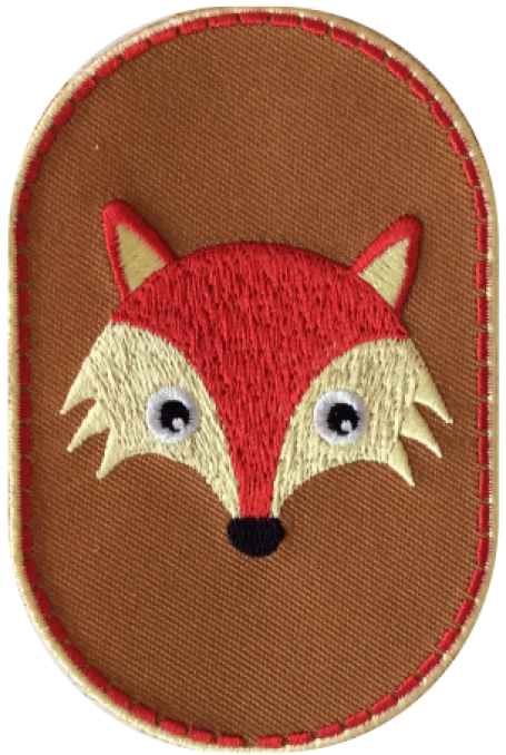 knee patch fox