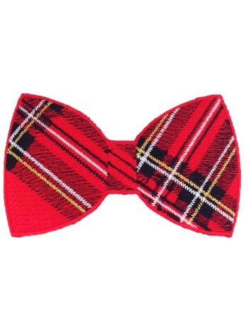 Creapatch Bow Tie Scottish Plaid