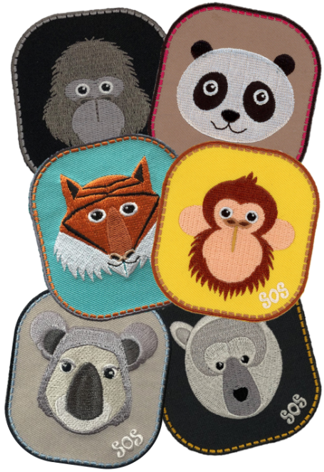 SOS Animals Advantage pack  (6)